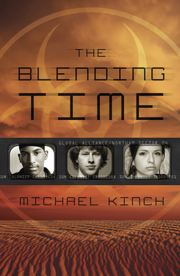 The Blending Time Cover