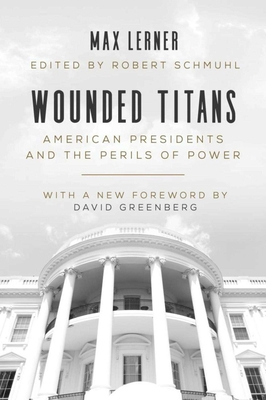 Cover for Wounded Titans
