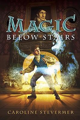 Magic Below Stairs Cover