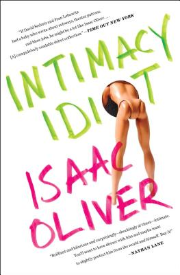Intimacy Idiot Cover