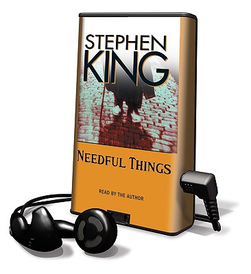 Needful Things [With Earbuds] (Playaway Adult Fiction) Cover Image