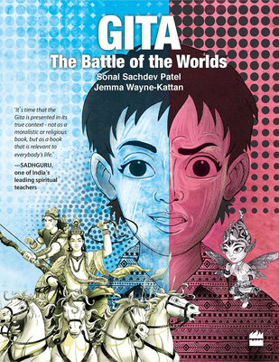 Gita: The Battle of the Worlds Cover Image