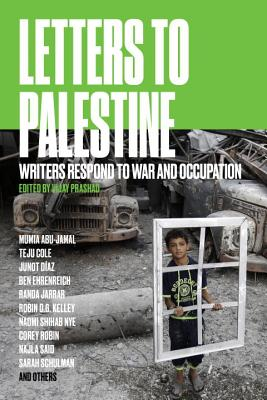 Cover for Letters to Palestine