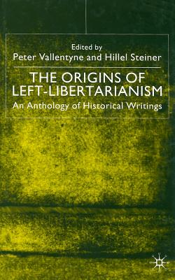 The Origins of Left-Libertarianism Cover