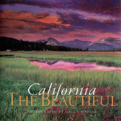 California The Beautiful Cover