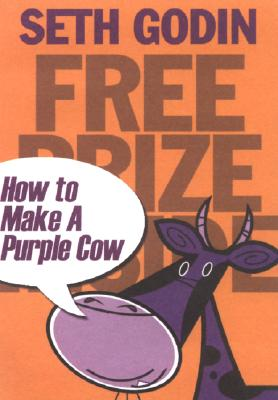 Free Prize Inside: How to Make a Purple Cow Cover Image