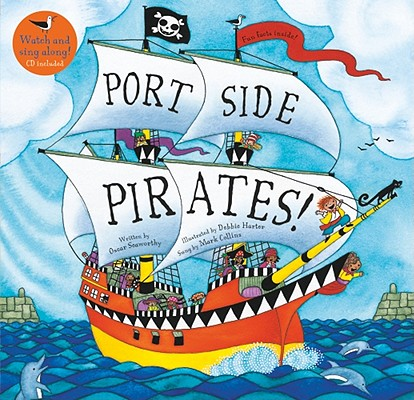 Port Side Pirates with Cdex (Singalongs) Cover Image