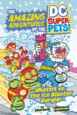 Whatzit vs. the Ice Blaster Burglar Cover Image