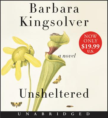 Unsheltered Low Price CD: A Novel Cover Image