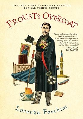 Proust's Overcoat Cover