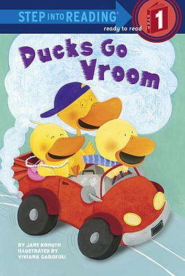 Ducks Go Vroom Cover