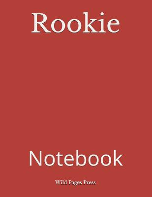 Rookie: Notebook Cover Image