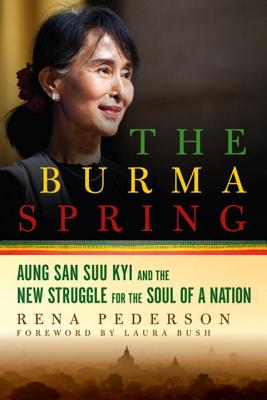 Cover for The Burma Spring