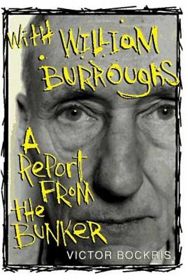 Cover for With William Burroughs
