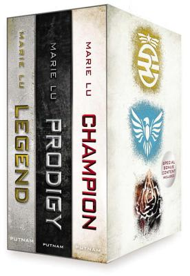 The Legend Trilogy Boxed Set Cover