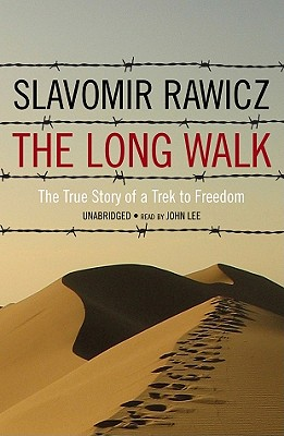 The Long Walk: The True Story of Trek to Freedom Cover Image