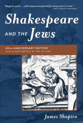 Shakespeare and the Jews Cover Image