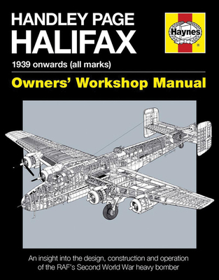 Cover for Handley Page Halifax