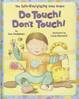 Do Touch! Don't Touch! Cover