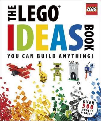 The Lego Ideas Book. Cover
