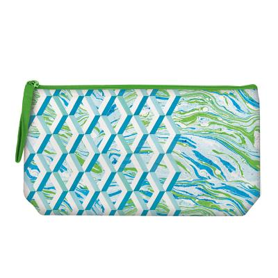 Designers Guild-Jourdain Handmade Embroidered Pouch Cover Image