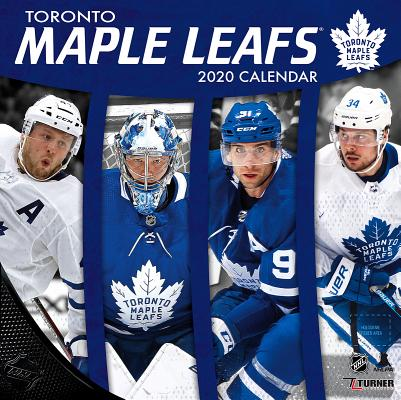 Toronto Maple Leafs: 2020 12x12 Team Wall Calendar Cover Image