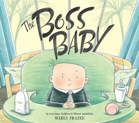 The Boss Baby Cover