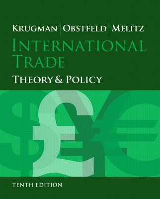 International Trade: Theory and Policy Cover Image