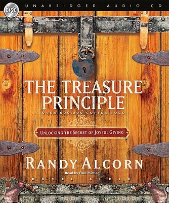 Treasure Principle: Unlocking the Secrets of Joyful Giving Cover Image