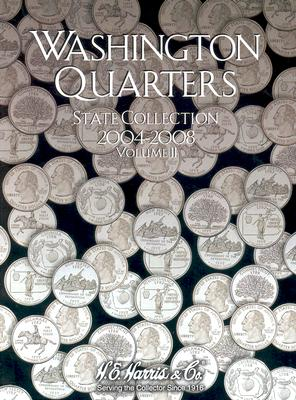 State Series Quarters Vol. II 2004-2008 Cover Image