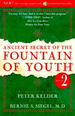 Ancient Secret of the Fountain of Youth, Book 2 Cover