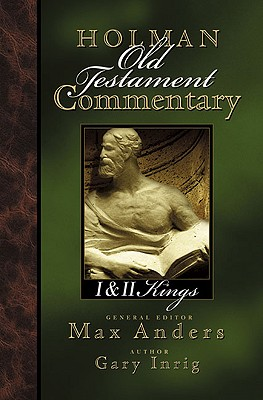 Holman Old Testament Commentary - 1 & 2 Kings Cover