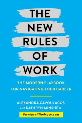 The New Rules of Work cover image