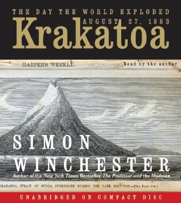 Krakatoa CD: Krakatoa CD Cover Image