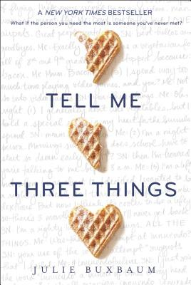 Cover for Tell Me Three Things