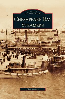 Chesapeake Bay Steamers Cover Image