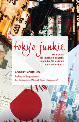 Cover for Tokyo Junkie