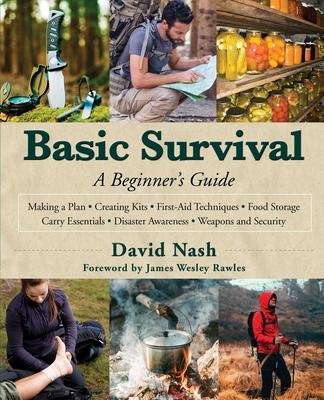 Basic Survival: A Beginner's Guide Cover Image