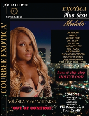 Courbee Exotica' Out of Control Cover Image
