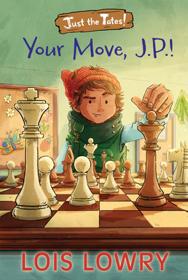 Your Move, J.P.! (Just the Tates!) Cover Image