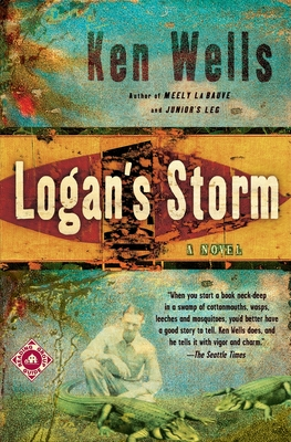 Logan's Storm Cover Image