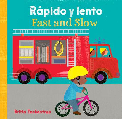 Rapido y Lento/Fast And Slow Cover Image