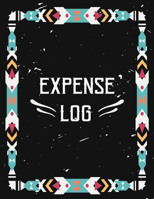 Expense Log: Personal Expense Tracker Cover Image