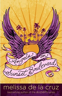Cover for Angels on Sunset Boulevard
