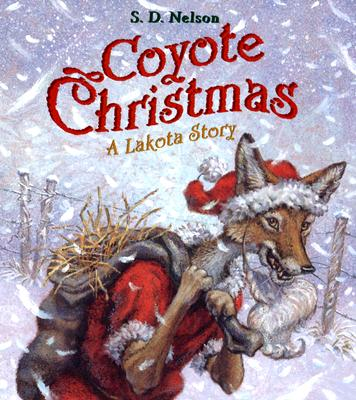 Coyote Christmas Cover