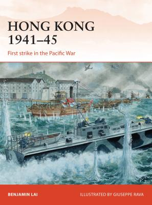 Hong Kong 1941-45 Cover