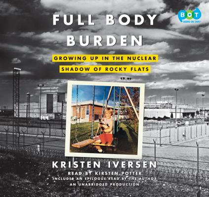 Full Body Burden (Lib)(CD) Cover Image