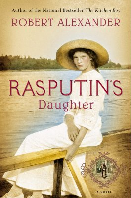 Rasputin's Daughter Cover