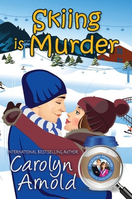 Cover for Skiing is Murder