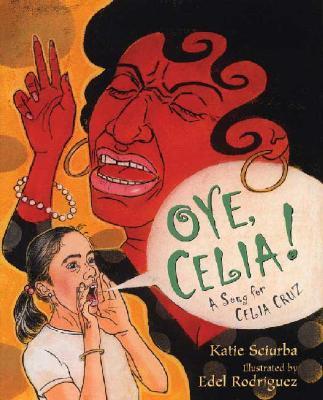 Oye, Celia! Cover